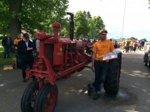 Årets traktor